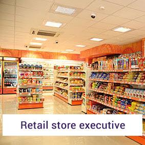 Retail Store Executive