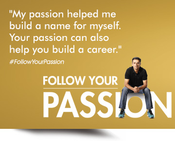 Rahul Dravid-Follow Your Passion