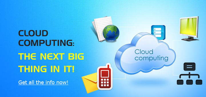 Cloud Computing: the next BIG THING in IT!