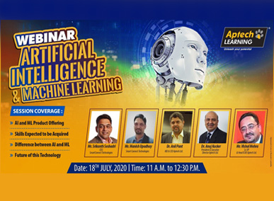 Webinar on Artificial Intelligence & Machine Learning